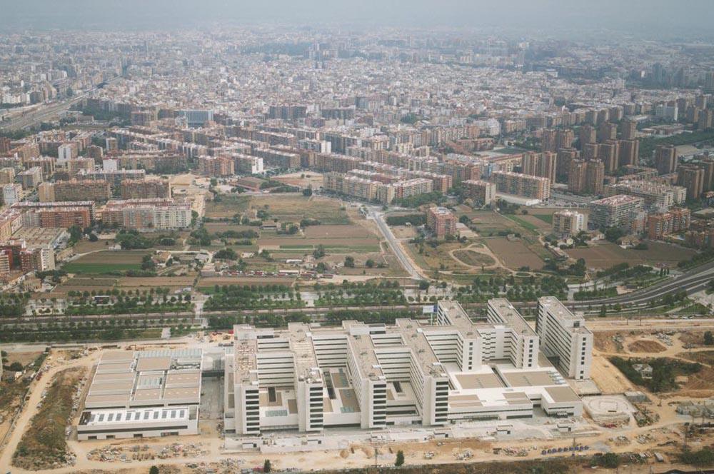 Nuevo hospital universitario la fe edifesa - Hospital nueva fe valencia ...